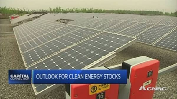 Alternative energy stocks under Trump