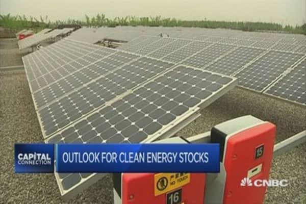 Alternative energy stocks under Trump