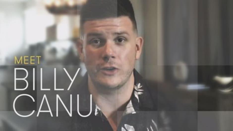 Meet Billy Canu