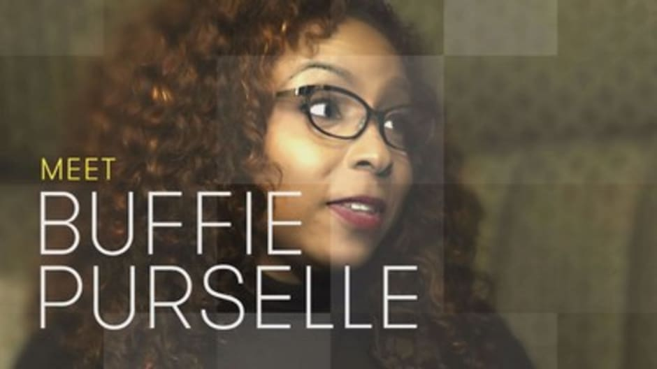Meet Buffie Purselle
