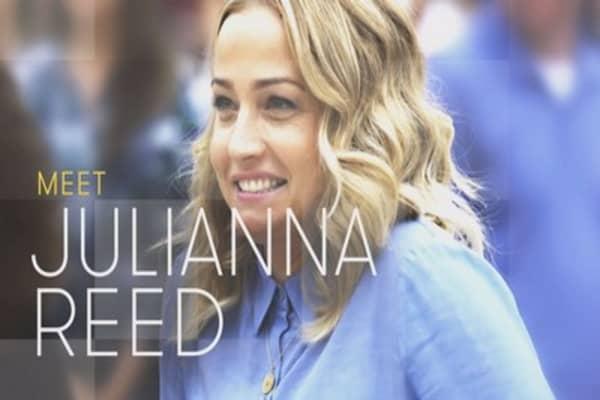 Meet Julianna Reed