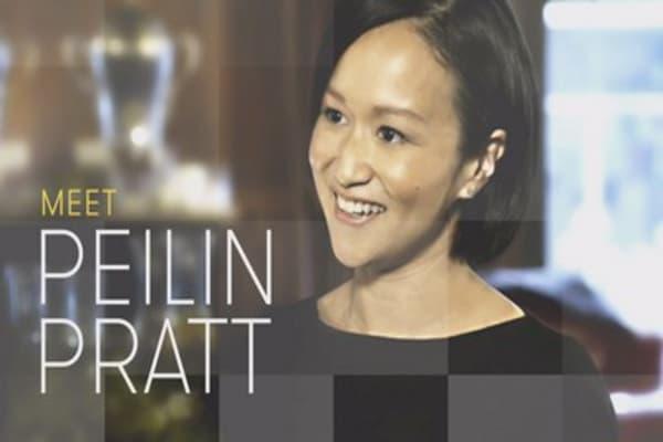 Meet Peilin Pratt
