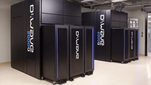 The D-Wave 2000Q Quantum Computer