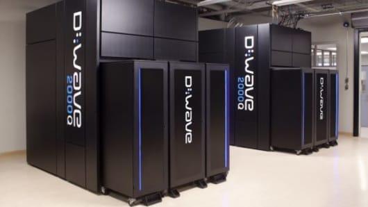 The D-Wave 2000Q Quantum Computer