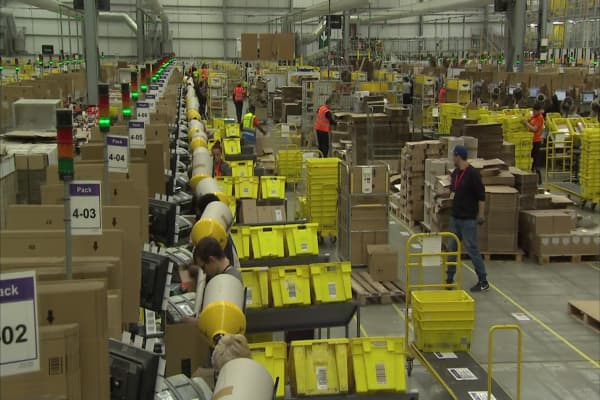 Amazon's first employee shares what he learned from Jeff Bezos