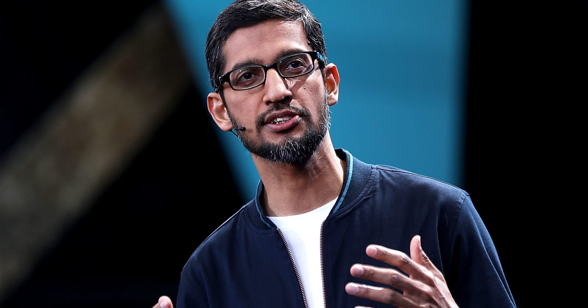 Google chief pledges to scour more content as elections loom