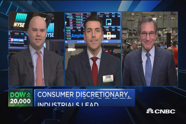 Closing Bell Exchange: Momentum in fundamentals, economy driving market