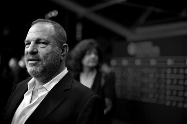 Harvey Weinstein attends the 'Lion' premiere and opening ceremony of the 12th Zurich Film Festival.