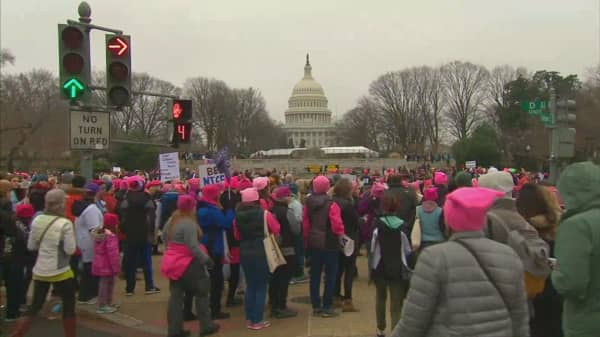 Scientists plan their own march in Washington
