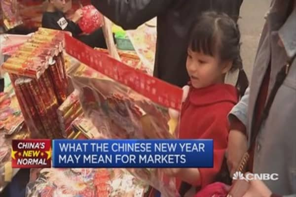 Could be more action in China ahead of the year of the rooster: Haitong