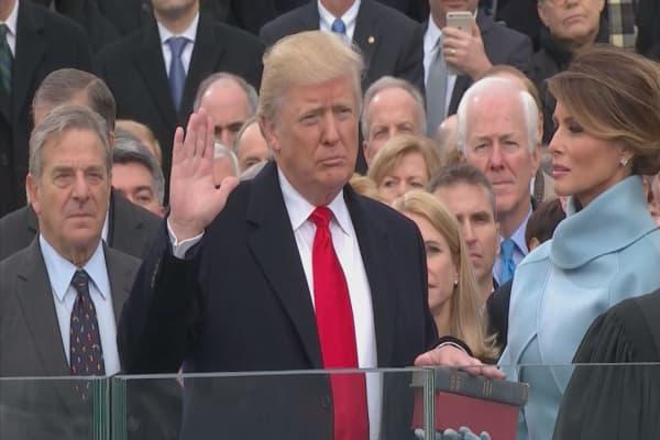 Trump aide floats border tax idea