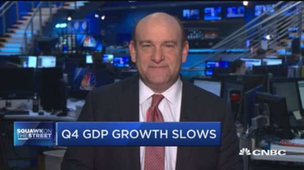 Q4 GDP growth slows to 1.9%