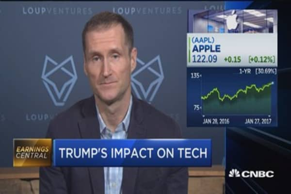 Munster: I don't think Trump changes momentum for tech