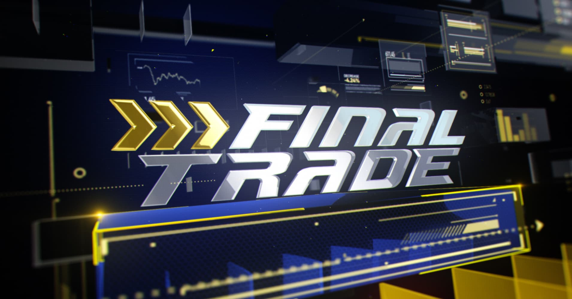 Your first trade for Friday, March 15