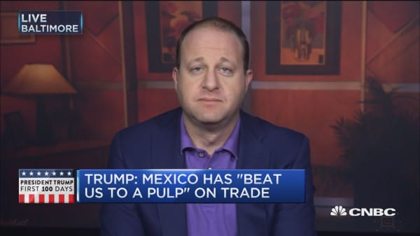 Rep. Polis: 4.9 million reasons not to get in a trade war with Mexico