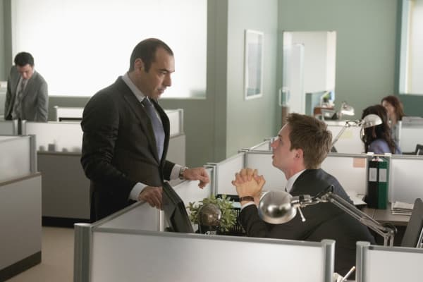 Suits, episode 103