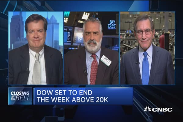 Closing Bell Exchange: Investors still comfortable where we are