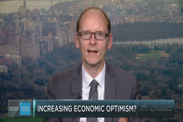 Trump has spurred a surge in economic optimism: Deutsche Bank economist