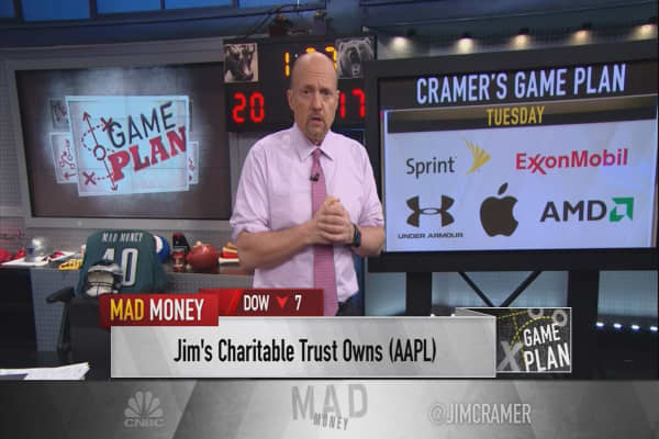 Cramer's game plan: What I expect for Apple, Amazon and Facebook earnings