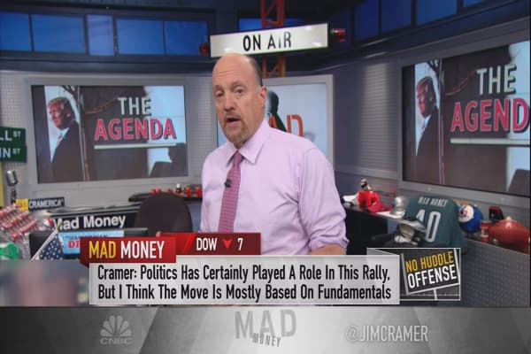 Cramer finally reveals whether he is pro-Trump or anti-Trump