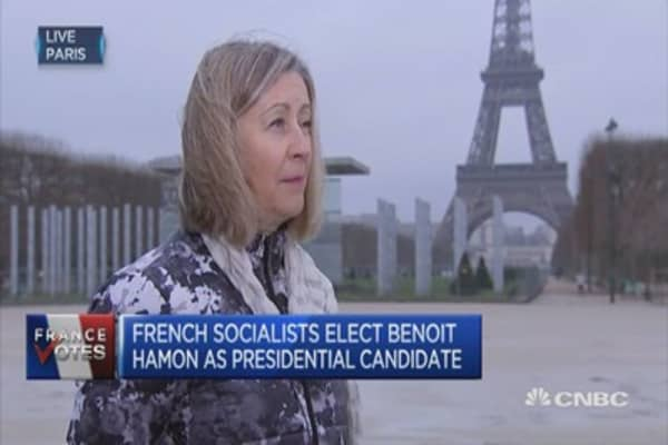 Not too sure that one can rely totally on current French polls: Pro