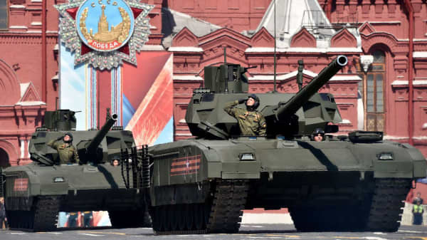 Meet Russia's new super weapons
