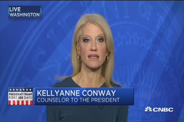 Conway: Trump's immigration ban