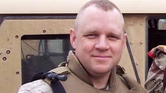 Marine Corps retired Lt. Col. Michael Zacchea