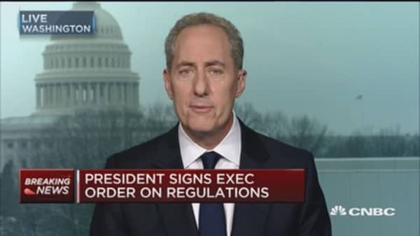 Trump's actions could have long-term implications: Fmr. USTR