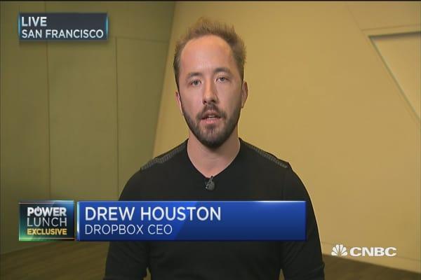 Dropbox CEO: Trump's executive order is 'un-American'
