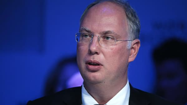 Kirill Dmitriev, chief executive officer of Russian Direct Investment Fund