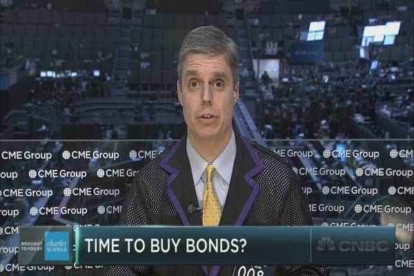 Bold play: Trader explains why he's buying bonds
