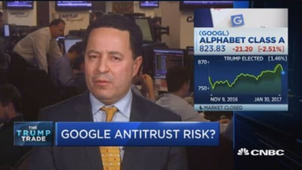 Bloom on Google: A lot of basis to bring an antitrust case