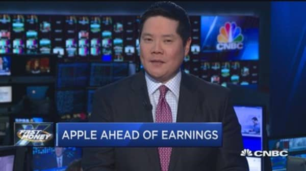 What to expect from Apple ahead of earnings