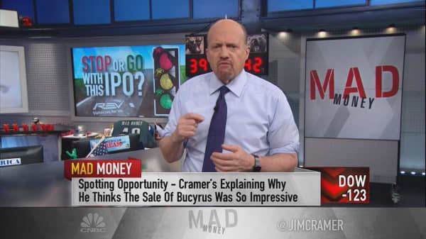 Know your IPO! Cramer finds out if fresh-faced Rev Group is ready to be bought