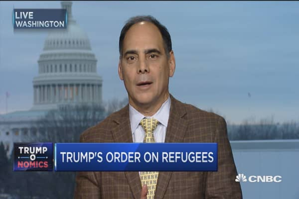 Trump defending the homeland: James Carafano