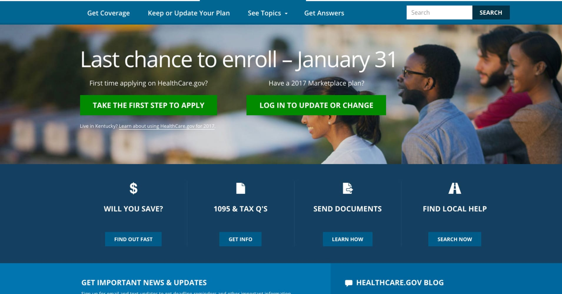Big demand for Obamacare as deadline nears; HealthCare.gov ...