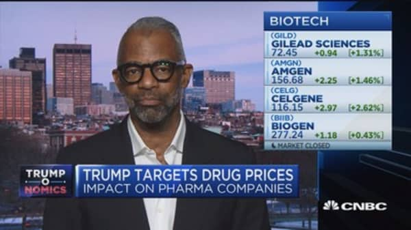 Fmr. Onyx CEO: Responsibility to find and research cures doesn't come cheap
