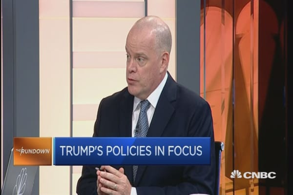 Weaker USD needed for Trump policy to work: Expert