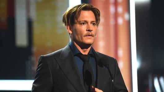 Berita - Johnny Depp Sedang Memproduksi Show Terbaru