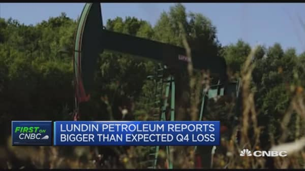 We're in a good position to take advantage of strengthening oil prices: Lundin CEO
