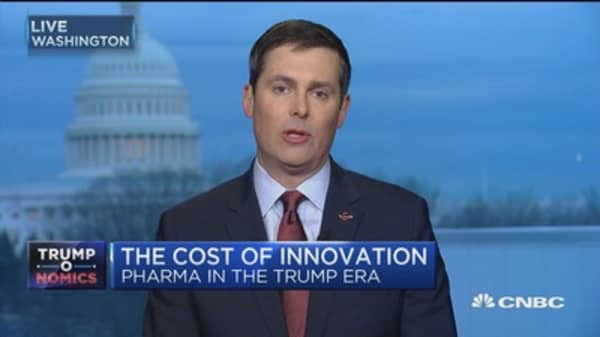 Eli Lilly CEO: Looking for 'market based solutions' on drug costs