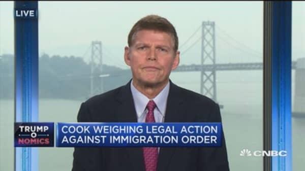 Tech vs. Trump ramps up questions on H1-B visas