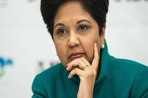 PepsiCo CEO Indra Nooyi shares tips on how to succeed at work