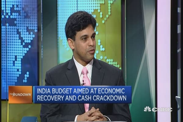 Highlights from the India's Budget