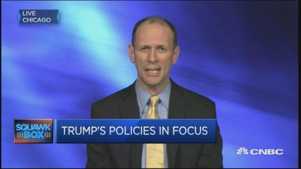 'Hurricane Donald's' trade policy