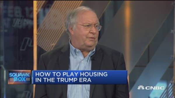 This financial play is the perfect Trump stock: Bill Miller