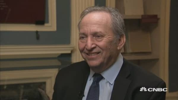 Larry Summers' Take on Trump & Trade