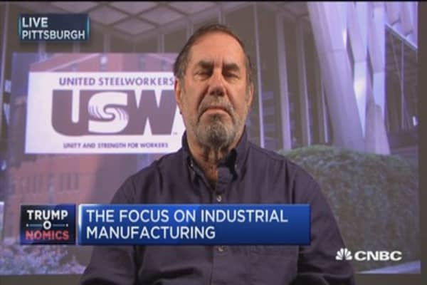 USW President: We're disappointed in Labor secretary nomination