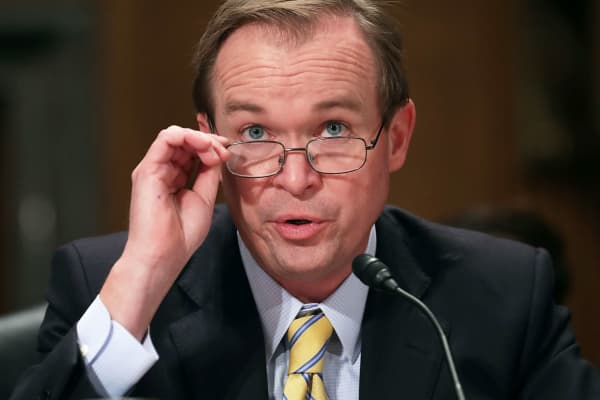 Rep. Mick Mulvaney (R-SC)